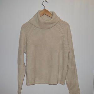 Garage Turtleneck Sweater